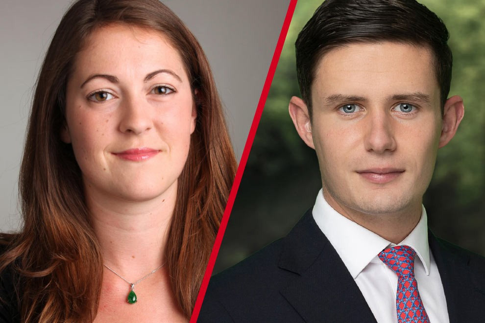 Two new members of Real Estate Balance NextGen Committee